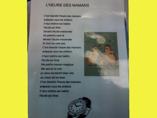 SRA L'heure des mamans 3 by Serge Salvat