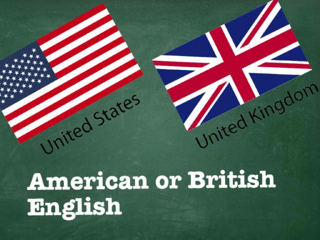 American or British? by Andriana Andrijević