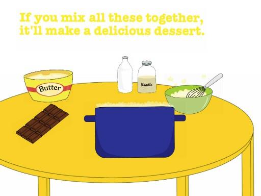 mommys cookbook by Kahlyn Burnside