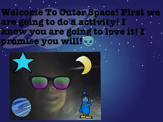Outer space Quiz! by Ava Notario