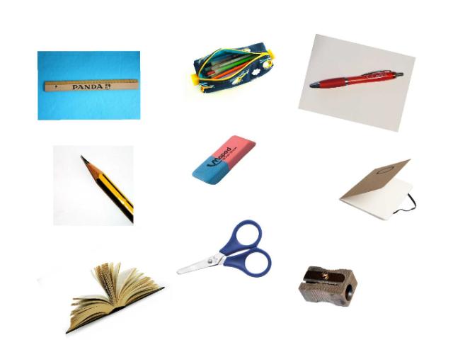 Open School woorden 1 by Sarah Van Noten
