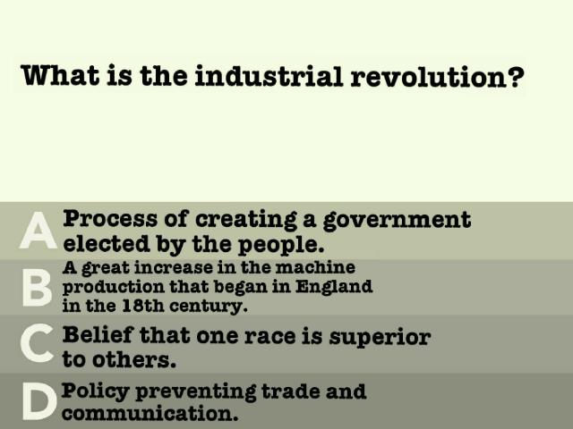 Industrial Revolution Trytko & Thomas by Hayley Trytko