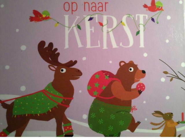 Op naar kerst by Lien Dierckx