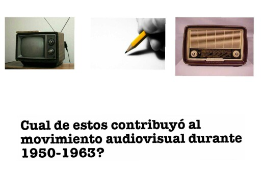 movimiento audiovisual by Ruben Ocasio