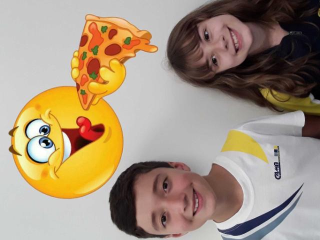curiosidades sobre a pizza by Escola CAMB Professores