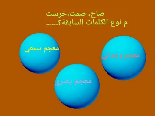 لعبة اسألة تفاعلية by غادة محمد