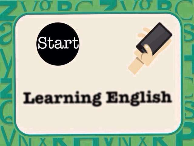 Learning English  by Sweet soso