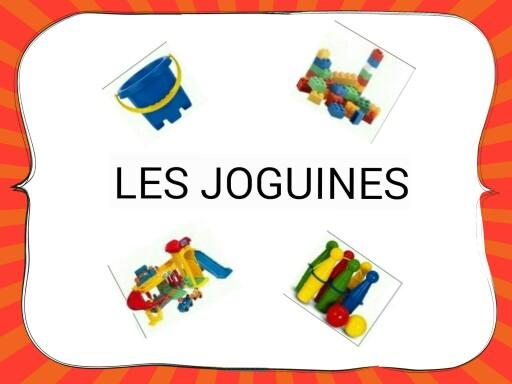 Les joguines by Gemma Babot