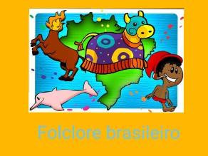 Folclore brasileiro — Gabriela Ferreira by Gabriela Ferreira