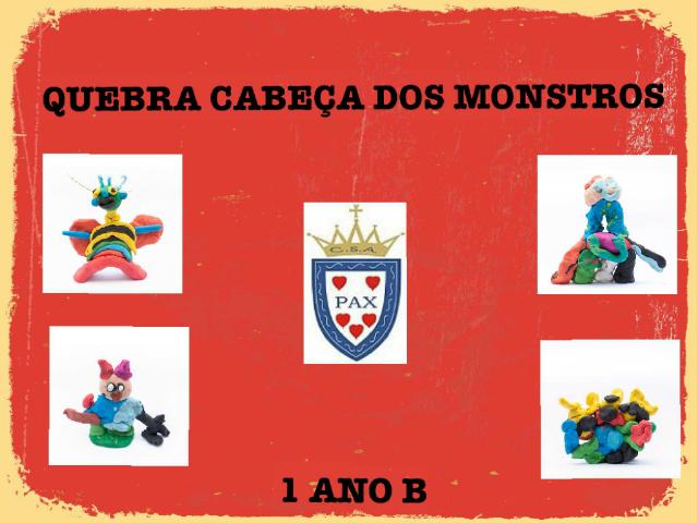 1 Ano B by Colegio  Santo Americo
