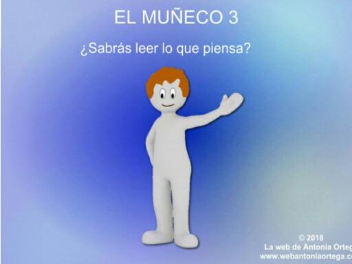 EL MUÑECO 3 by Antonia Ortega López