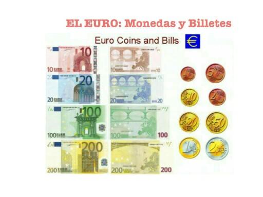 No El Euro by Mabel Sierra Sánchez