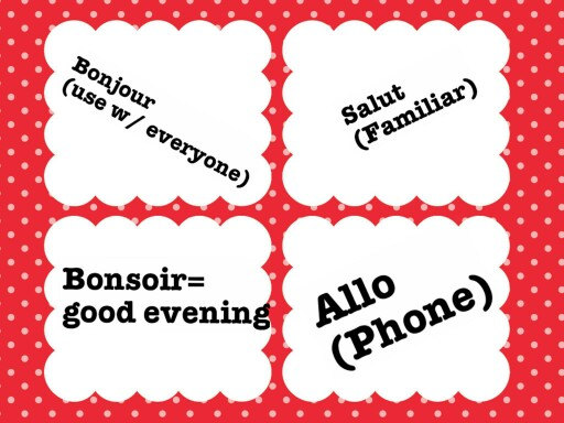 French basics by Alicia svonavec