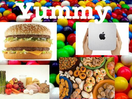 yummy in my tummy by george dale