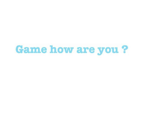 SRA How are you ? by Epp Sra