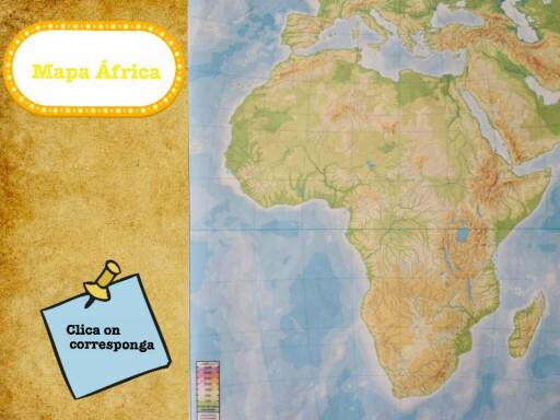África física by Celia Egea Seeber