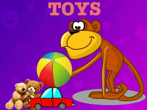 Toys by Andrey Nikolayenko
