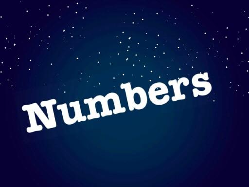 numbers 1-10 by Katarzyna Góralczyk