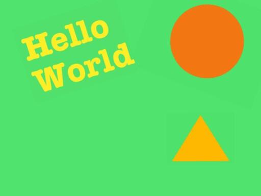 Hello world by Mikhail Shifrin