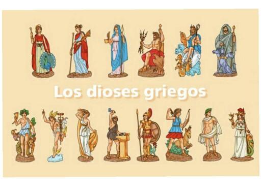 Dioses G by María de Paz