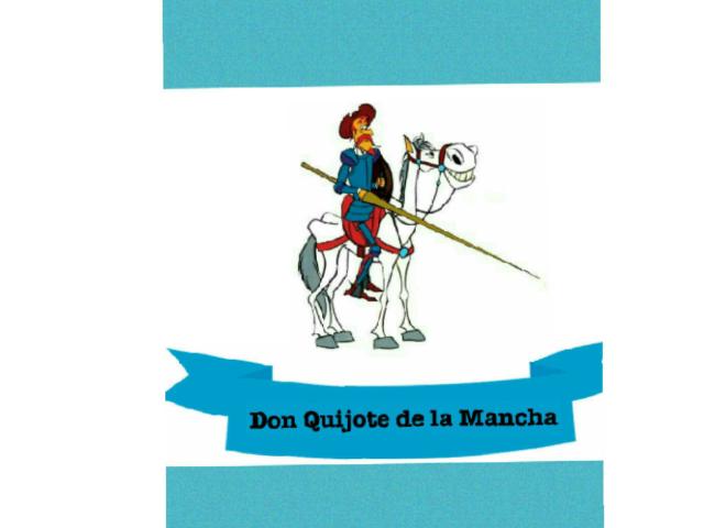 Don Quijote IV by Eva Garcia Nieto