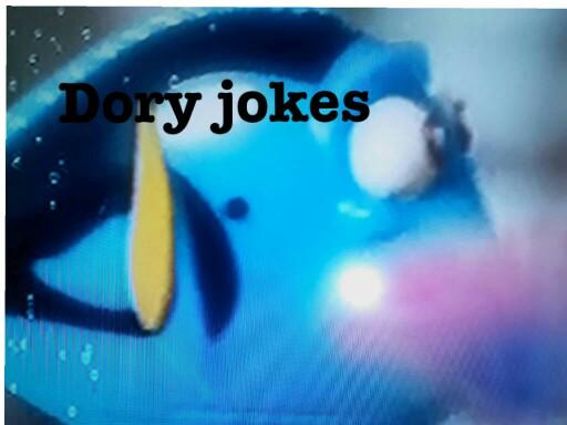 dory jokes by azael mariscal