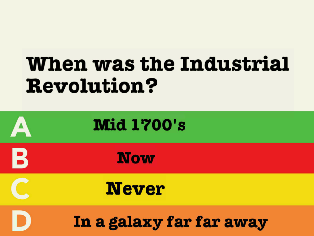 the industrial revolution by jon brumbaugh