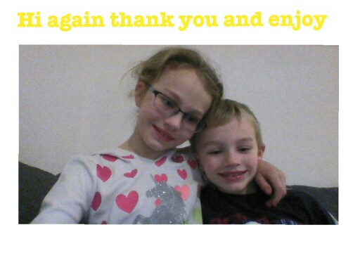 omg happy with family by Elena Edmonds