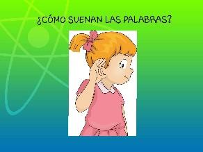 Cómo suenan las palabras by Maria Isabel Diaz-ropero Angulo