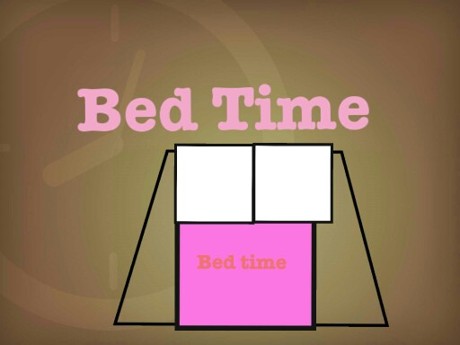 bed time by marli waters