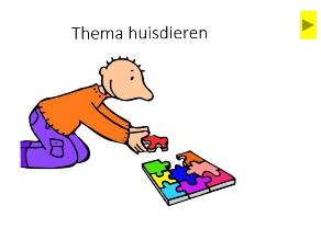 puzzel huisdieren by An Bollein