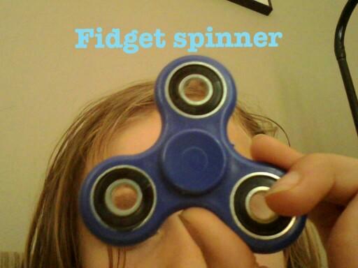 Fidget Spinner by ava notario