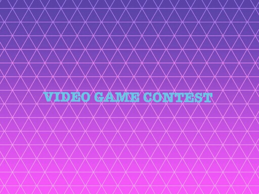 VIDEO GAME CONTEST by Mega  Charizard X