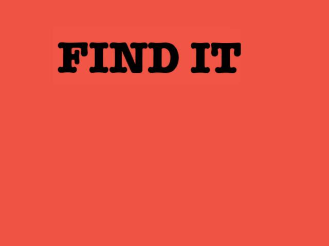 FIND IT by Mega  Charizard X