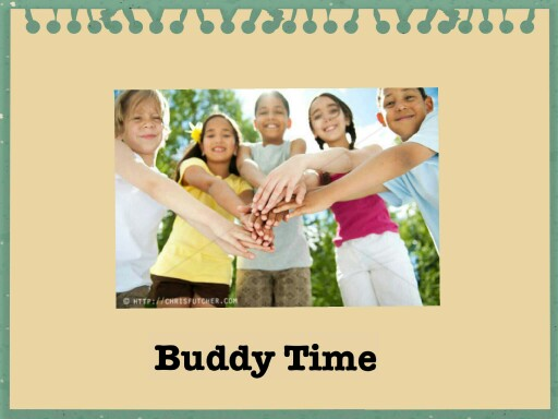Buddy Time by menie pags