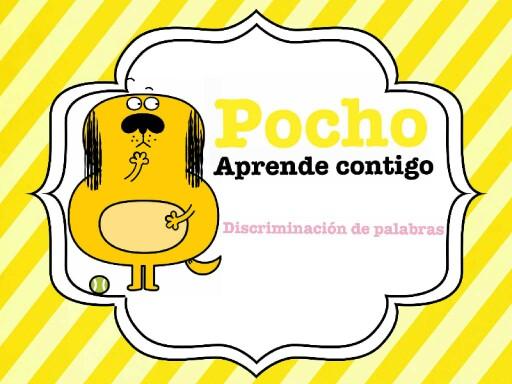 Pocho aprende contigo  by Marcia Fuentes