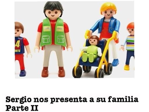 Mi famil by Visi López