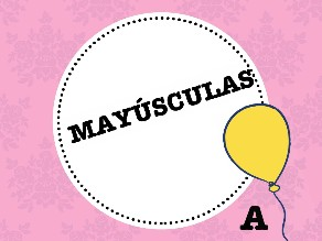 Mayúsculas by Colegio Jaby