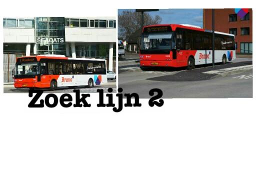 Thema bussen  by Bravo Candy