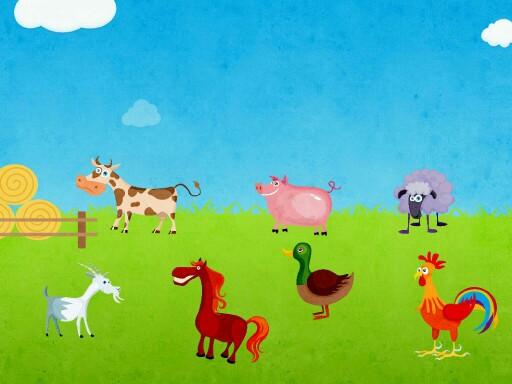 Animal sounds by Bonny Ann Cameron