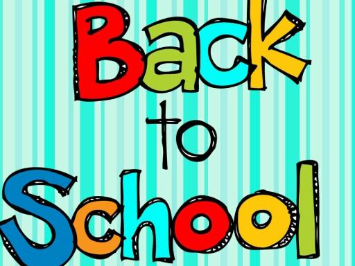 back to school by skyler. leonard