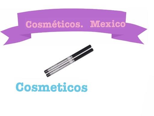 cosmeticos by Ally creach