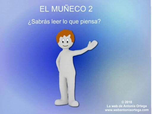 EL MUÑECO 2 by Antonia Ortega López