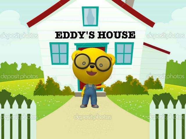 eddy's trip by Hala Alf