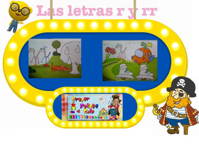 letra r y rr infantil by Crecerfelicesenelcole Zaraglez