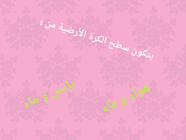 البيئه من حولنا by مريم عبدالباري