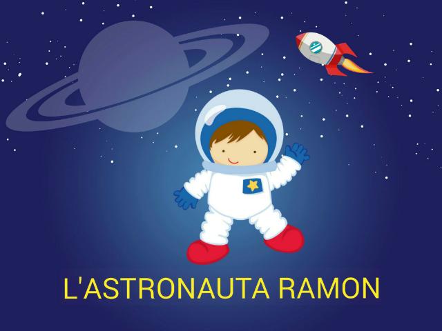 L'ASTRONAUTA RAMON (R-RR) by Gemma Babot