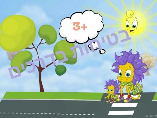 בטיחות בדרכים by Tory Tepfer