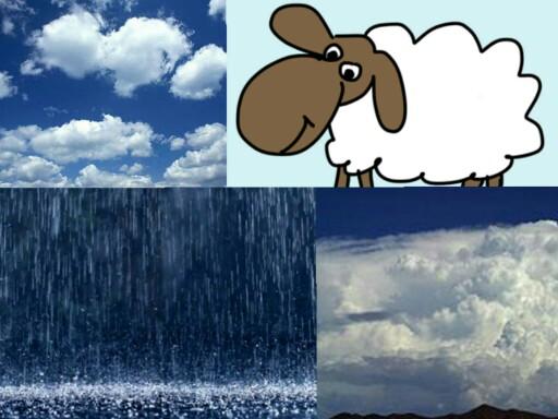 סוגי עננים by حمزة العمرية