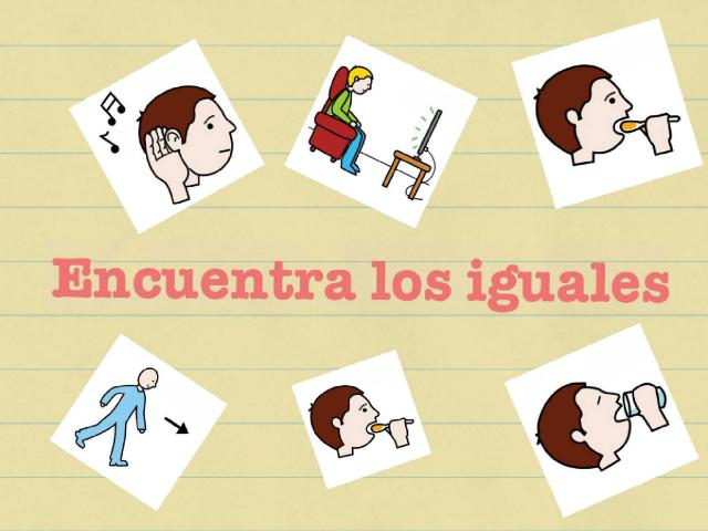 encuentra los iguales by Daniela Rodriguez